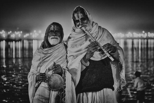 Saints - fotokunst von Jagdev Singh