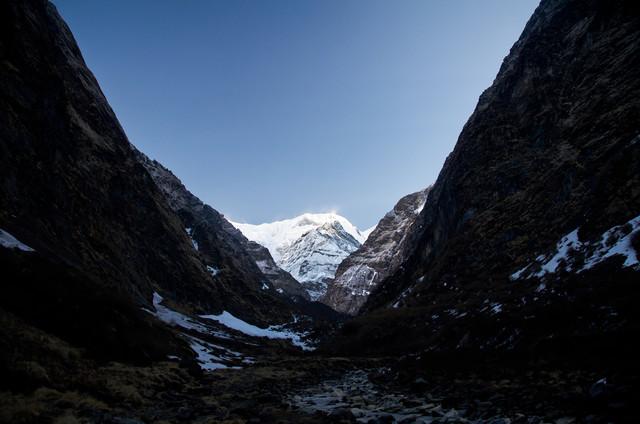 Himalaya - Peak - fotokunst von Marco Entchev