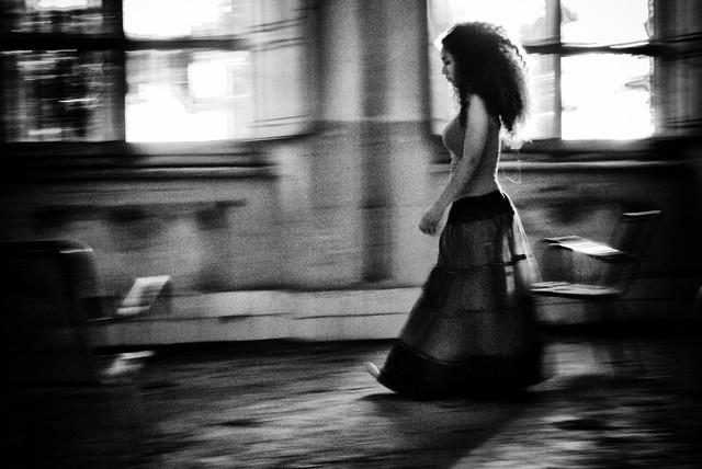 Leyla - fotokunst von Massimiliano Sarno