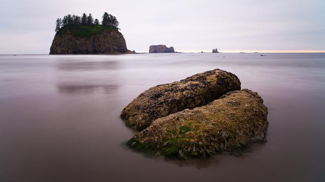 Second Beach - fotokunst von Boris Buschardt