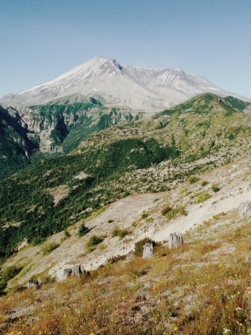 Mt Saint Helens - fotokunst von Kevin Russ
