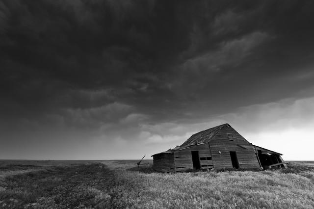 Lost in Kansas - fotokunst von Dennis Oswald