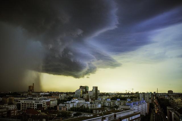 Ein Sommer in Berlin - fotokunst von Ailine Liefeld