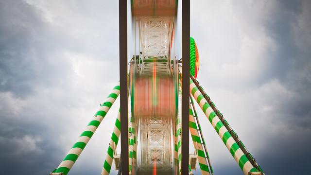 RUMMEL Bellevue - fotokunst von Christoph Kalck