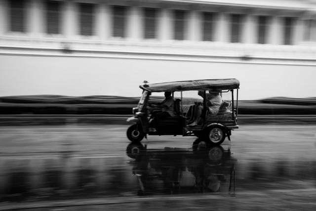 Tuk Tuk - fotokunst von Tanapat Funmongkol