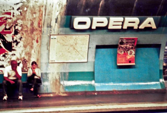 Opera - fotokunst von Tim Bendixen