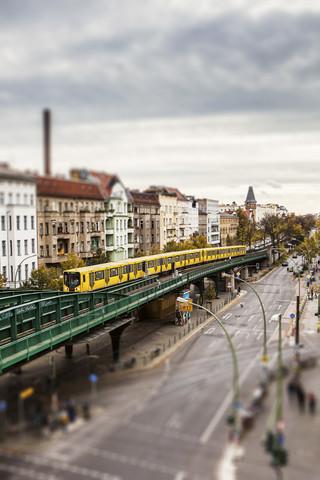 Little Berlin Photos of Berlin from above - fotokunst von Yehuda Swed