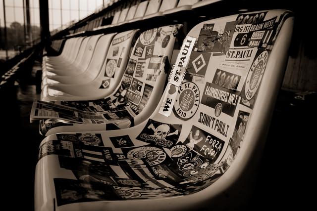 Millerntor V - fotokunst von Tim Bendixen