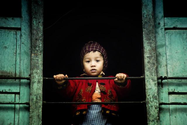 Boy - fotokunst von Victoria Knobloch
