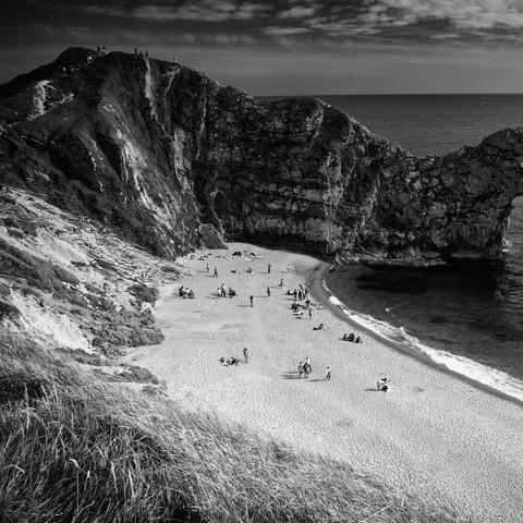 The Beach - fotokunst von Eva Stadler
