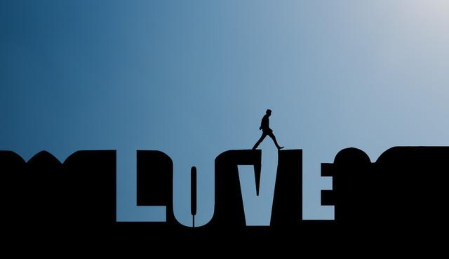 Love - fotokunst von Manuel Ferlitsch