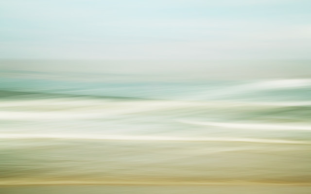 Sea Waves - fotokunst von Manuela Deigert