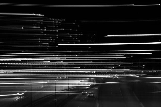 Stripes - fotokunst von Michael Schaidler