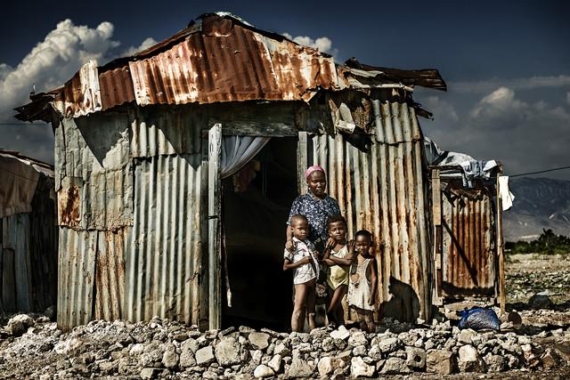 Ti Ayiti - fotokunst von Frank Domahs