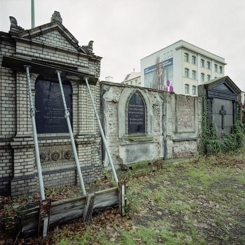 Zossener Straße, Berlin-Kreuzberg - fotokunst von Jost Galle