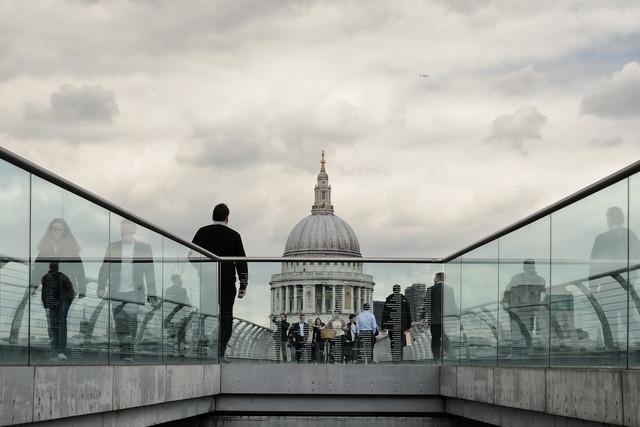 London - fotokunst von Christoph Sommer