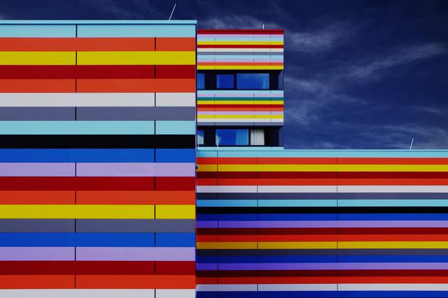 lines - fotokunst von Michael Köster