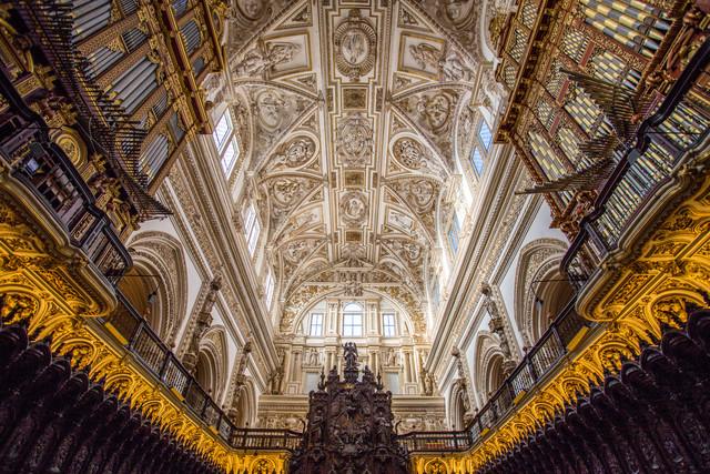 Cathedral of Córdoba - fotokunst von Tanapat Funmongkol