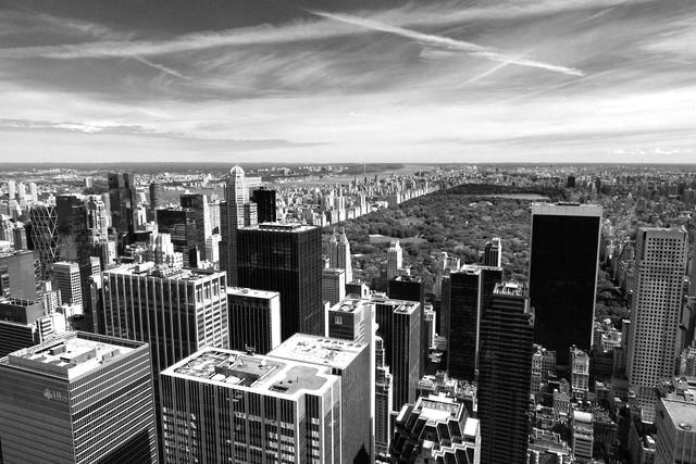 New York Central Park - fotokunst von Holger Ostwald