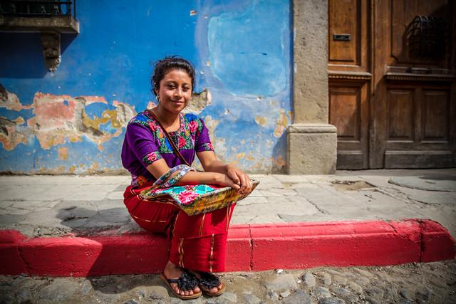 Maya - fotokunst von Miro May