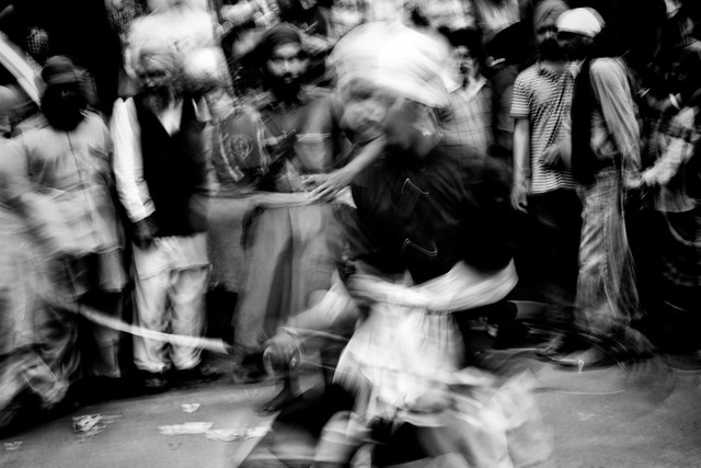 ecstasy - fotokunst von Jagdev Singh