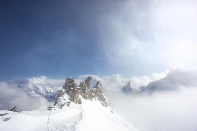 steiniger Gletscher - fotokunst von Christian Schipflinger