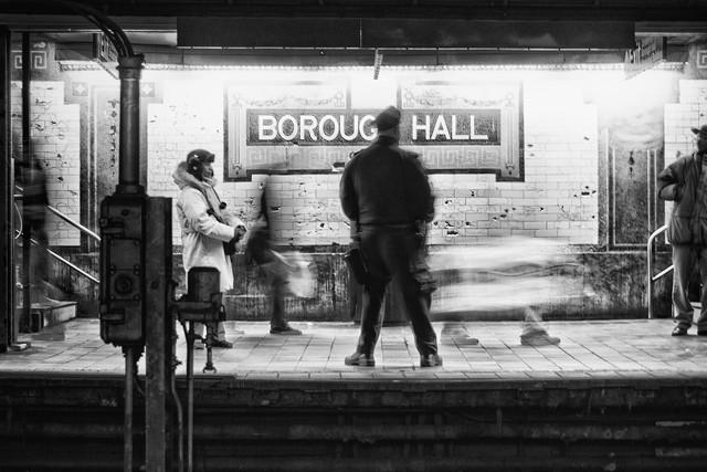 Underground Stage - fotokunst von Rob van Kessel