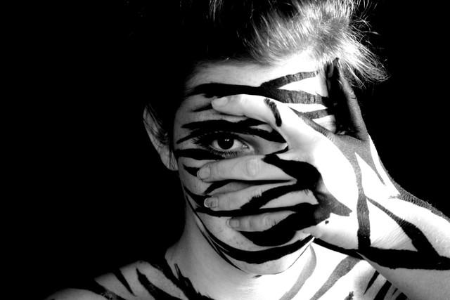 Two-face - fotokunst von Alisa Schätzle