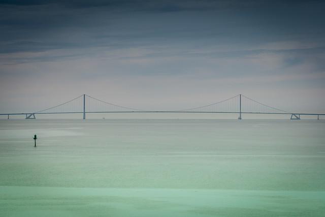 einsames Meer - fotokunst von Sebastian John