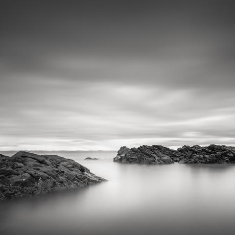 Port Seton 6 - fotokunst von Ronnie Baxter