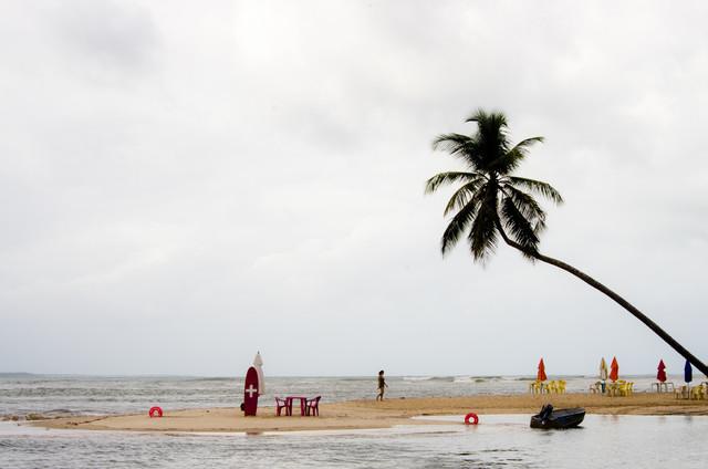 tropical afternoon - fotokunst von Andreas Weiser