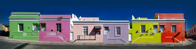 Bo Kaap - fotokunst von Jochen Fischer