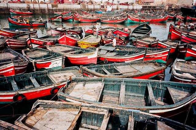 Morocco El Jadida - fotokunst von Jim Delcid