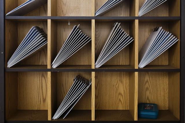 Mail Inbox - fotokunst von Jeff Seltzer