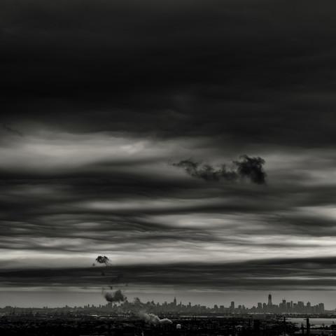 The apocalyptic reverie - fotokunst von Regis Boileau