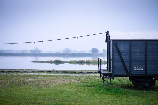 Der Wagon - fotokunst von Andi Weiland