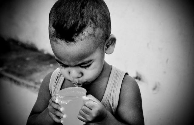 Thirsty - fotokunst von Lin Lin