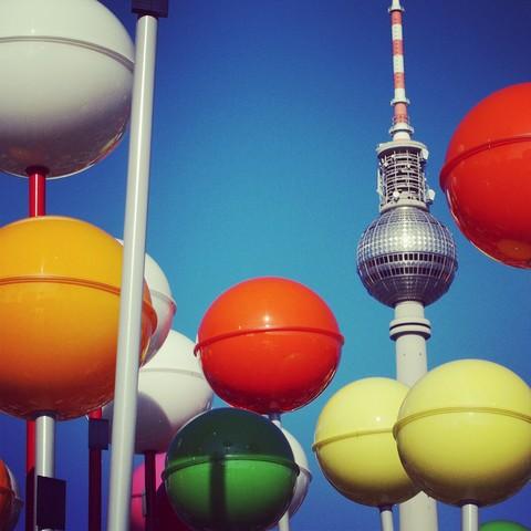 Berlin - fotokunst von Gordon Gross
