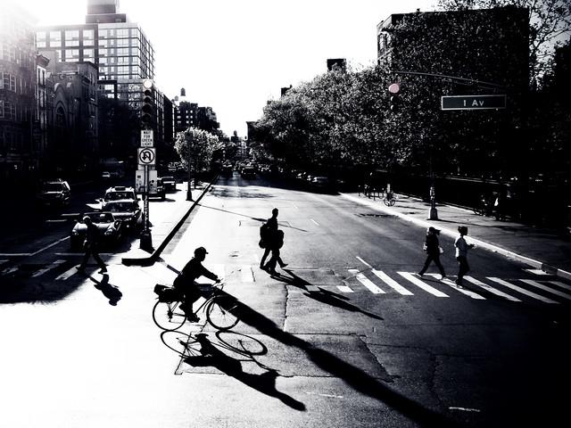 Kay Block Fotokunst - \'NYC - 1 Av\' | Photocircle