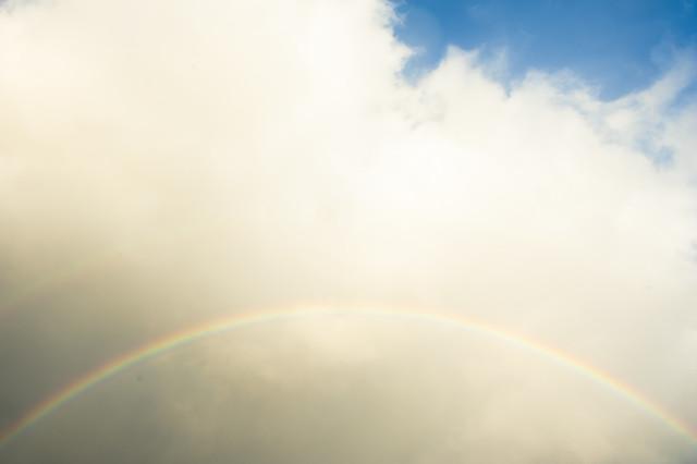 Regenbogen - fotokunst von Lars Jacobsen
