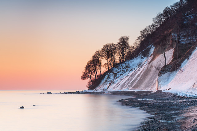 Morgenrot - fotokunst von Florian Nessler