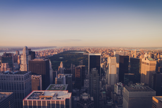 Central Park | New York City - fotokunst von Thomas Richter