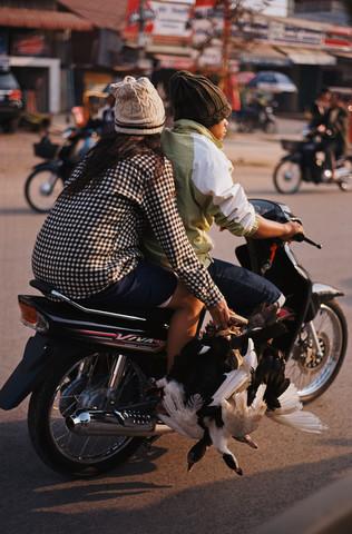 Cambodia Seam Reap - fotokunst von Jim Delcid