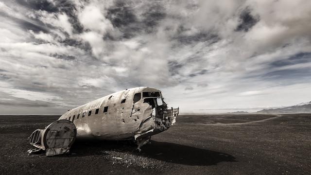 DC-3 - fotokunst von Gabi Kuervers