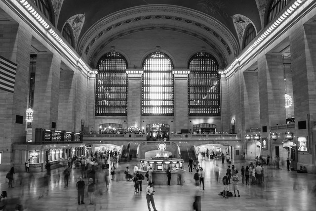 Grand Central Terminal - fotokunst von Thomas Richter
