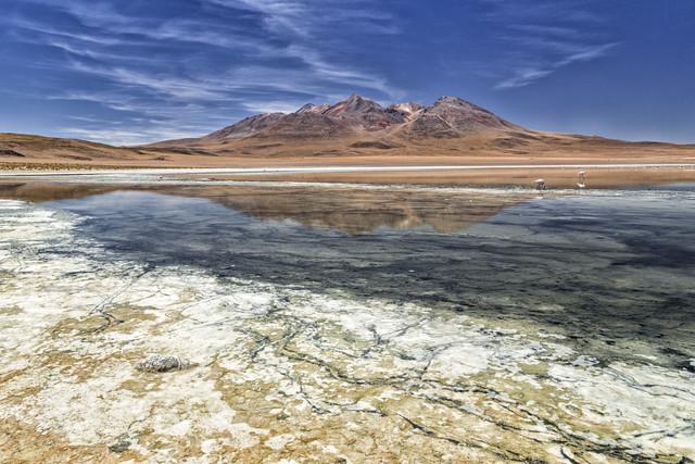 Laguna Capana - fotokunst von Stefan Schurr
