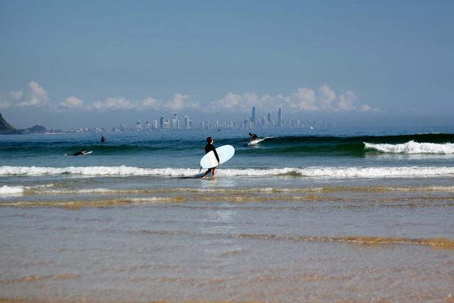 Surfers Paradies - fotokunst von Conny Uhlhorn