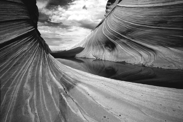 Mirror Lake - fotokunst von Peter Fauland