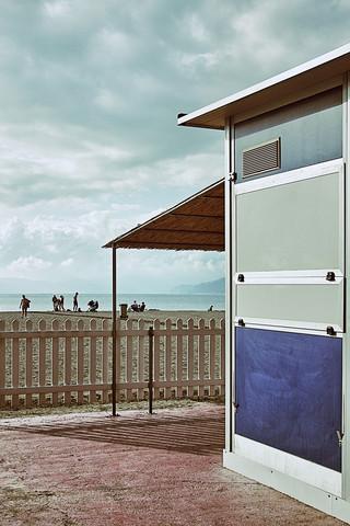 Fine d'estate II - fotokunst von Ariane Coerper