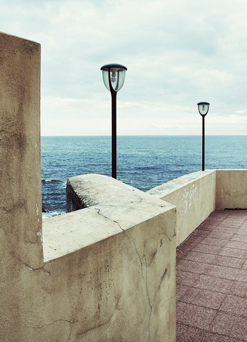 Impressioni liguri 04 - fotokunst von Ariane Coerper